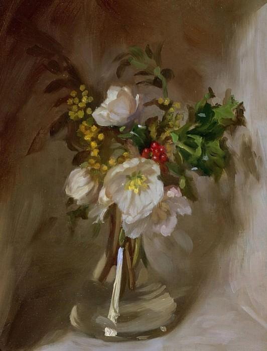 Winter Flowers. John Henry Lorimer