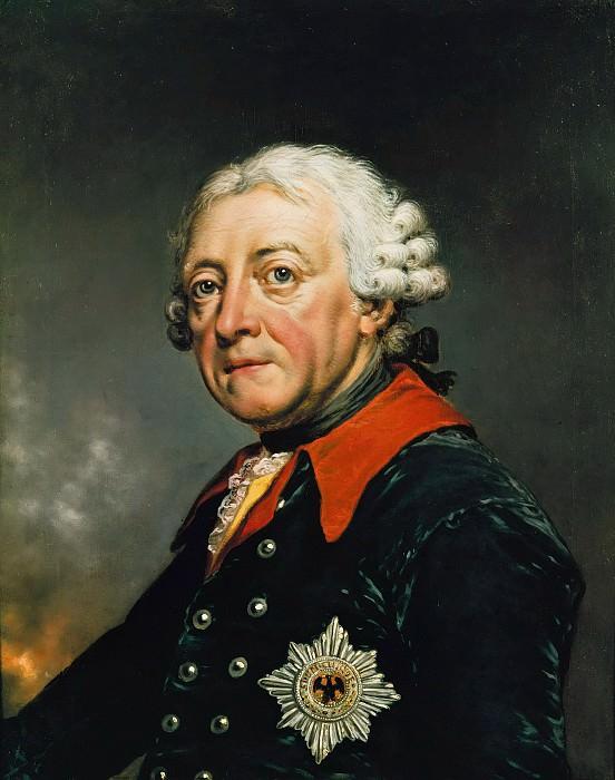 Frederick the Great. Christoph Lisiewski