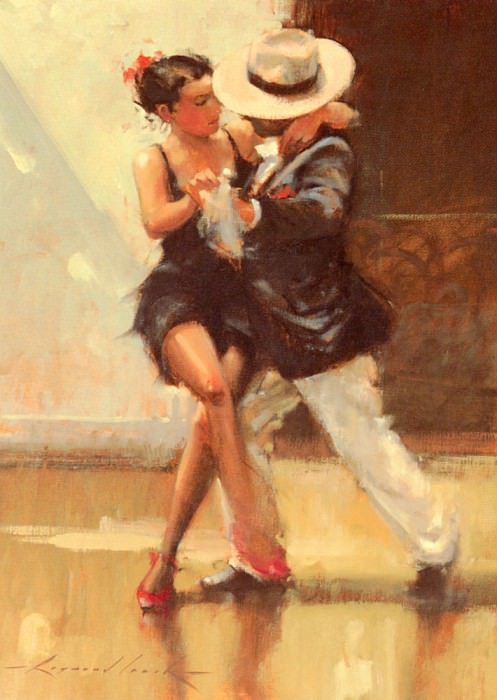 Put On Your Red Shoes. Raymond Leech
