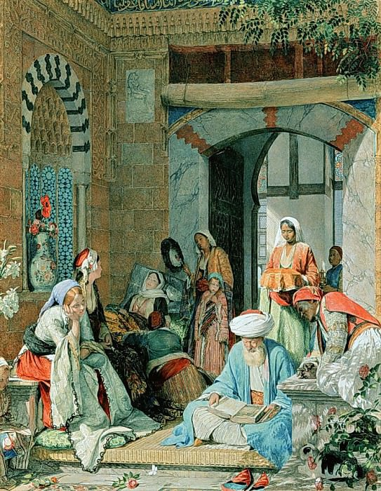 The Prayer of the Faithful shall cure the sick. John Frederick Lewis
