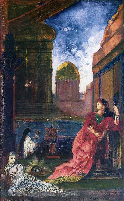 Moreau (32). Gustave Moreau