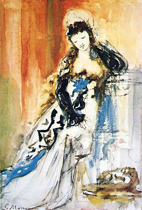 Moreau (13). Gustave Moreau