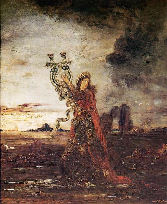 Moreau (33). Gustave Moreau