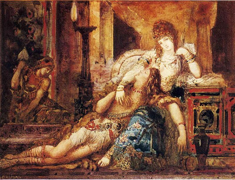 Moreau (19). Gustave Moreau