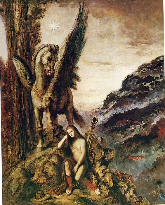 Moreau (4). Гюстав Моро