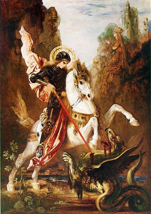 Moreau (30). Gustave Moreau