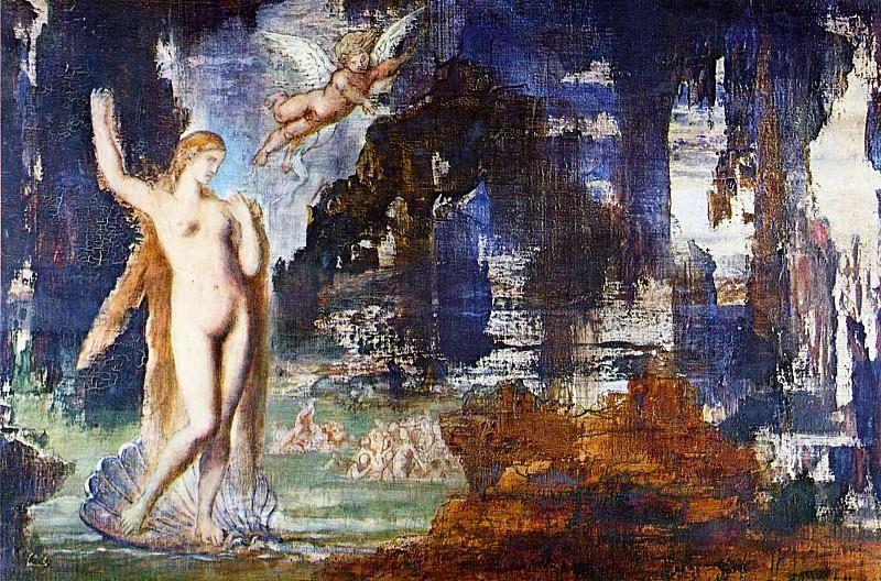 Moreau (34). Gustave Moreau