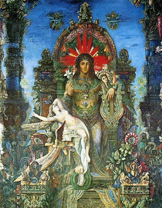 Moreau (35). Gustave Moreau