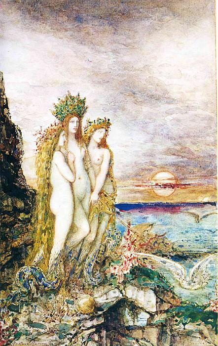 Moreau (26). Gustave Moreau