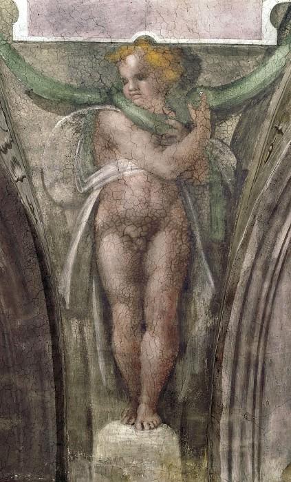 Putto. Michelangelo Buonarroti