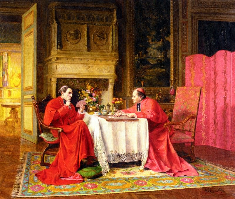 Victor Marais Milton The Card Game. Виктор Марэ Милтон