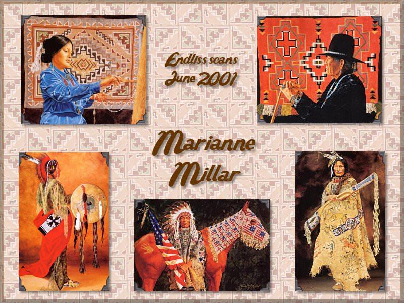 Millar, Marianne Index June 2001 (end. Marianne Millar