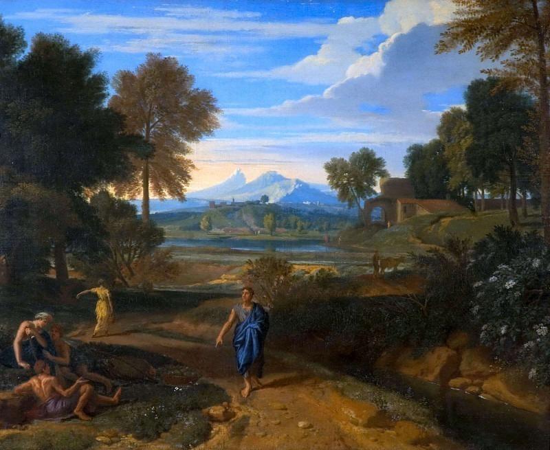 Regulus Returning to Carthage. Jean-François Millet