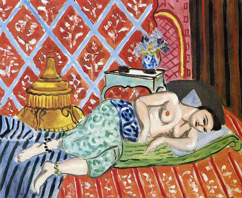 img609. Henri Matisse
