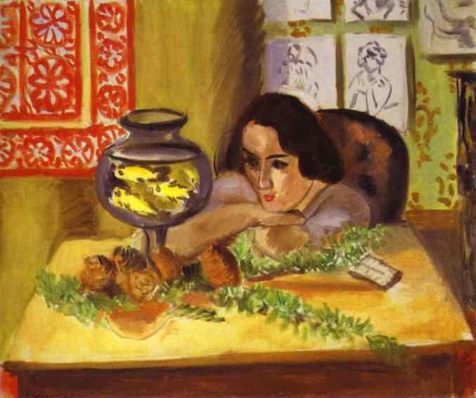 #18846. Henri Matisse