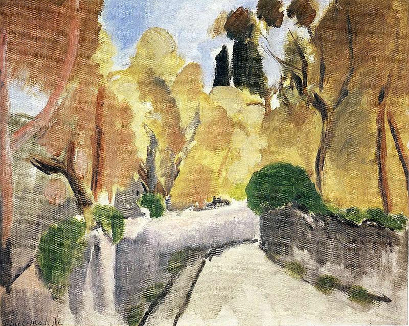 img525. Henri Matisse