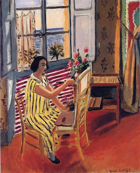 img588. Henri Matisse