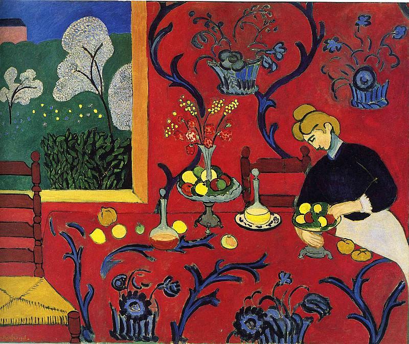 img154. Henri Matisse