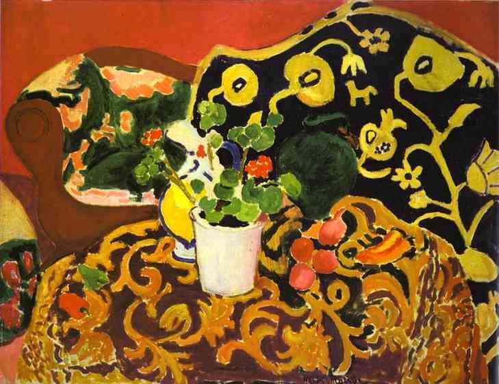 Spanish Still Life (Seville II). Henri Matisse