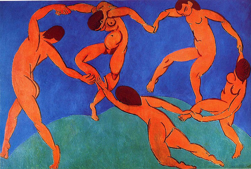 Танец. Анри Матисс