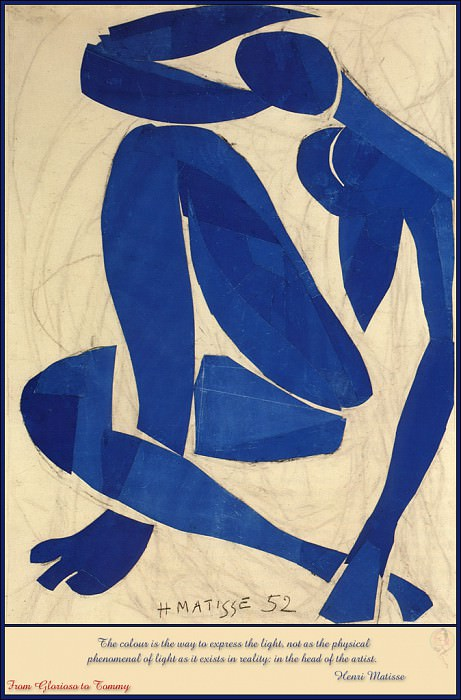 CU014-Glorioso-Matisse. Henri Matisse