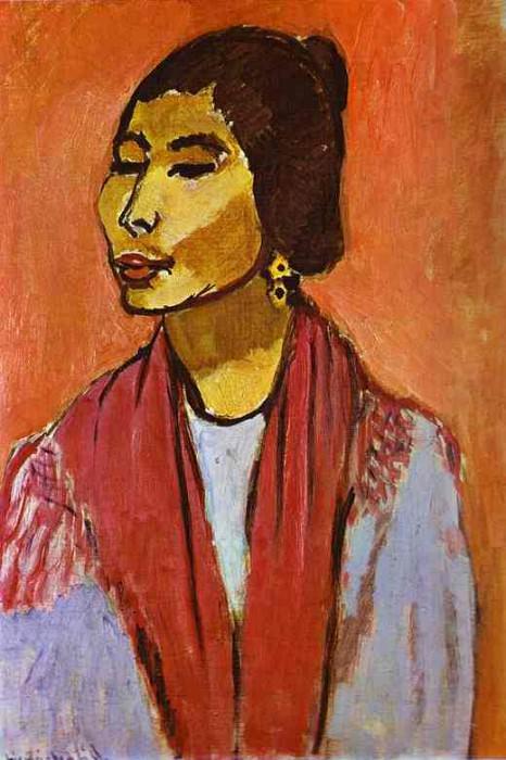Joaquina. Henri Matisse