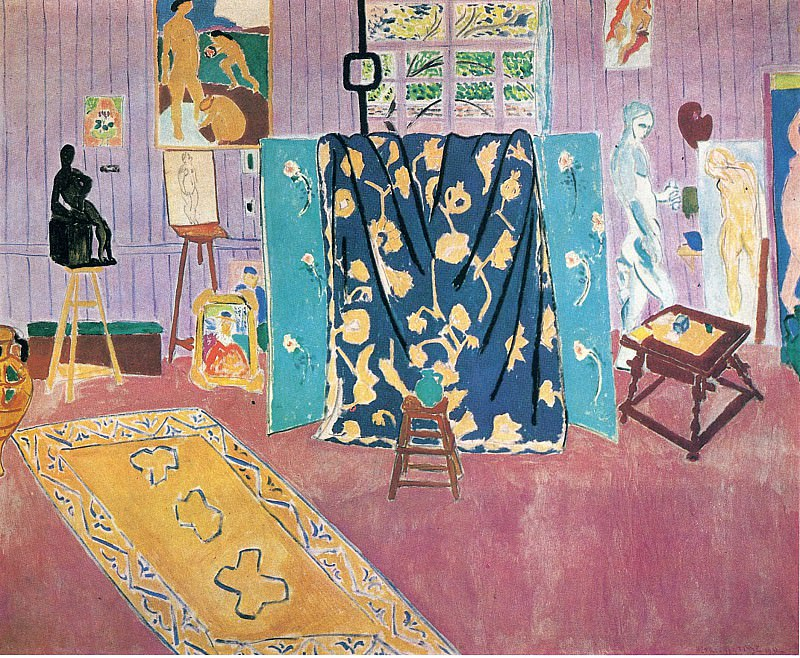 matisse (11). Henri Matisse