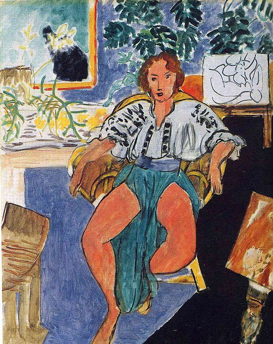 img256. Henri Matisse