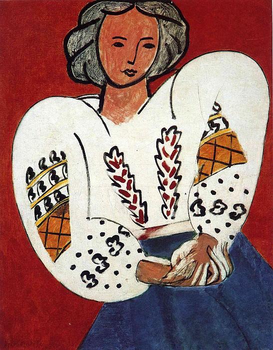 img254. Henri Matisse