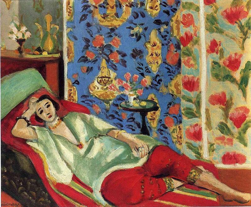img607. Henri Matisse