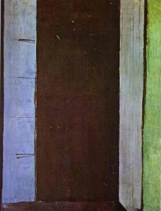 French Window at Collioure. Henri Matisse