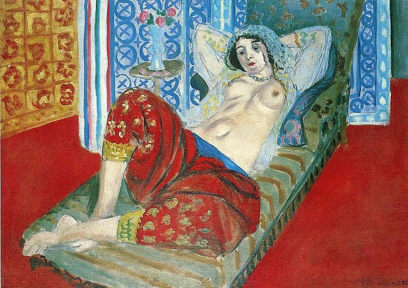 img599. Henri Matisse