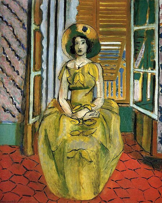 img623. Henri Matisse