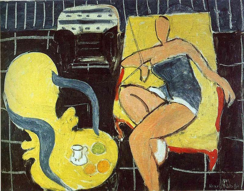 img260. Henri Matisse