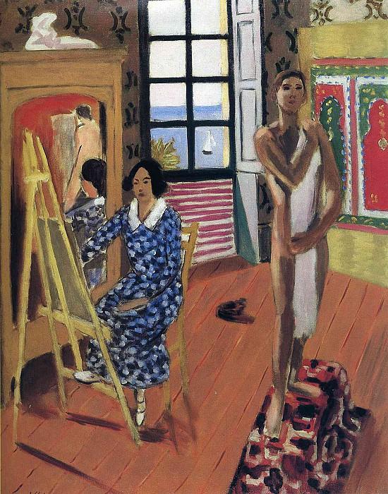 img589. Henri Matisse