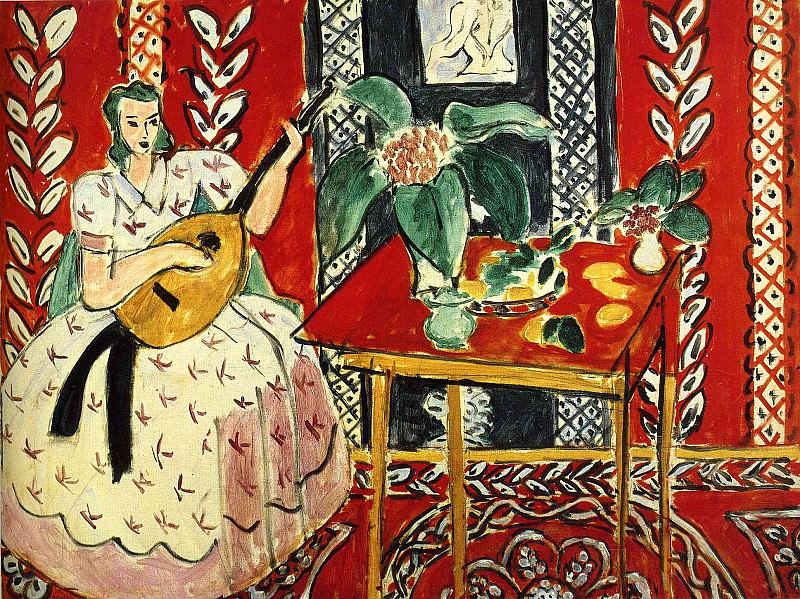 img266. Henri Matisse