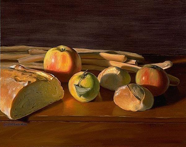 Bread. Linda Mann