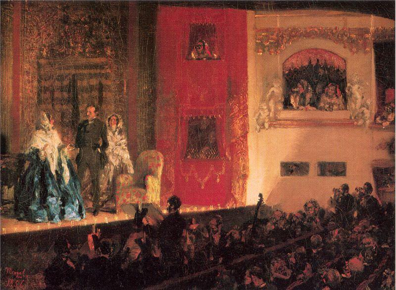 #18021. Adolph von Menzel