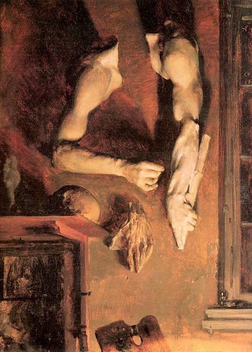 #18022. Adolph von Menzel