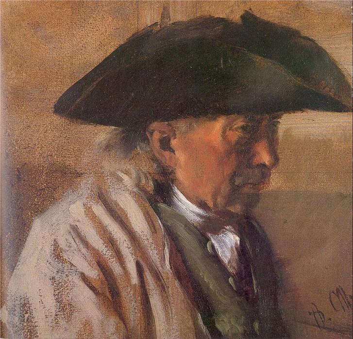 menzel14. Adolph von Menzel