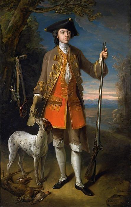 Sir Edward Hales, Baronet, of Hales Place, Hackington, Kent. Philippe Mercier