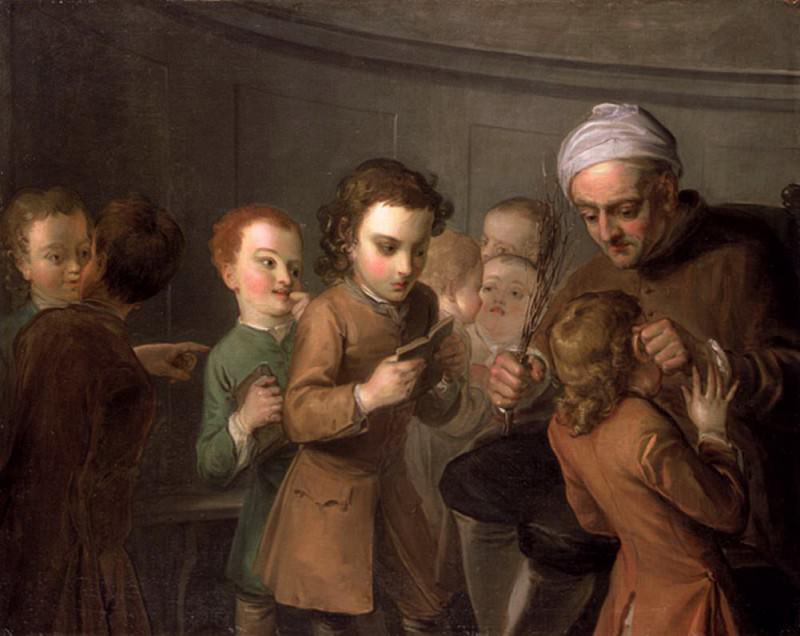 School for Boys. Philippe Mercier