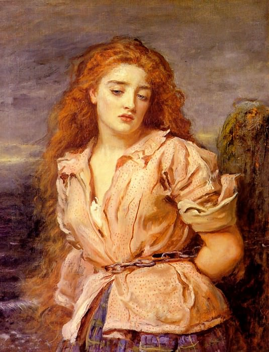 millais. John Everett Millais