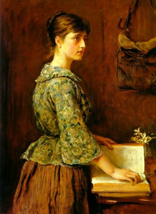 Millais12. John Everett Millais