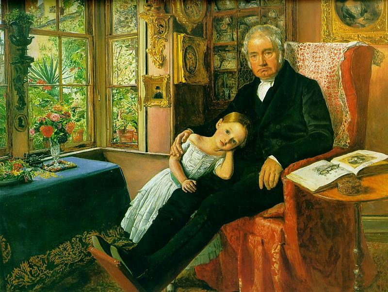 portrait of Wyatt. John Everett Millais
