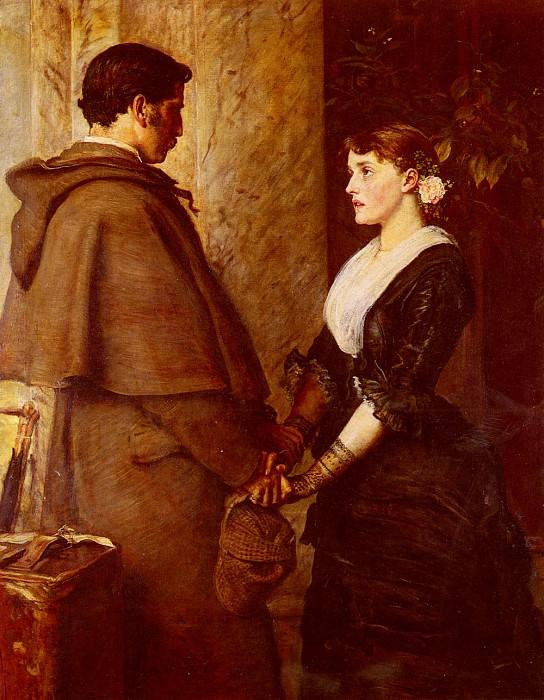 Yes. John Everett Millais