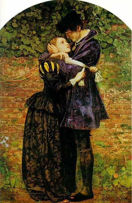 Huguenot. John Everett Millais