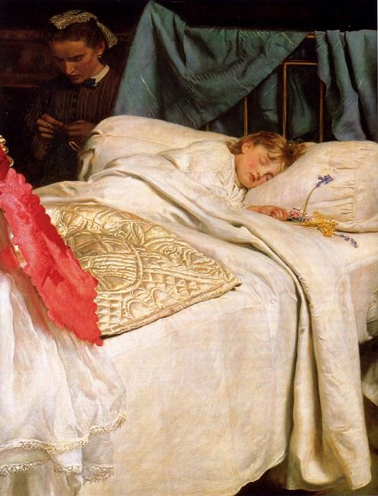 #26016. John Everett Millais