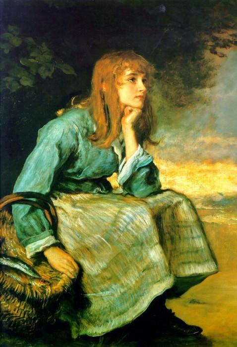Caller Herrin. John Everett Millais