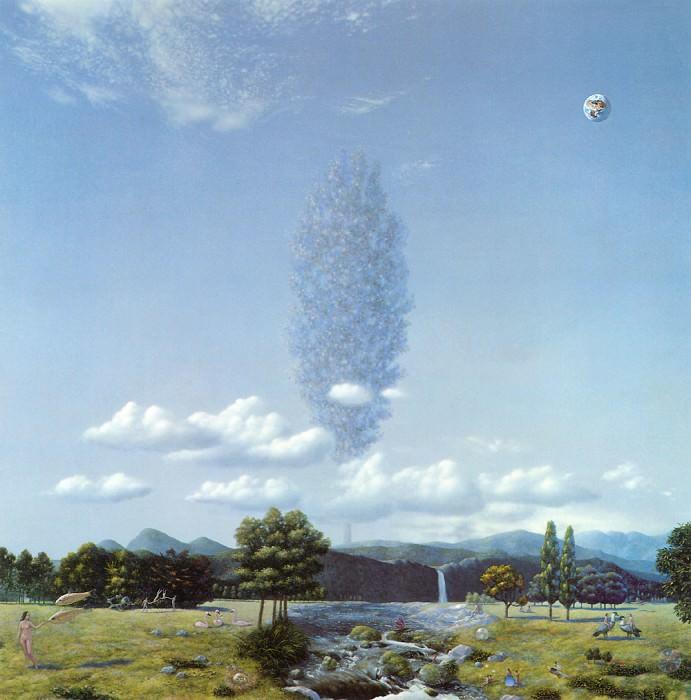 A New Earth. Cliff Mcreynolds